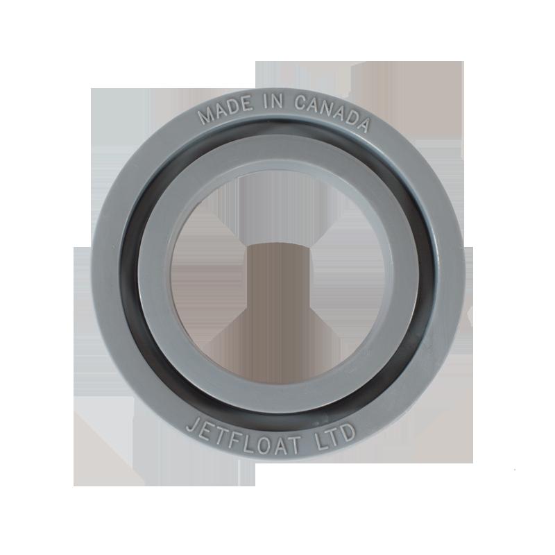 Jetfloat Single Spacer in grey