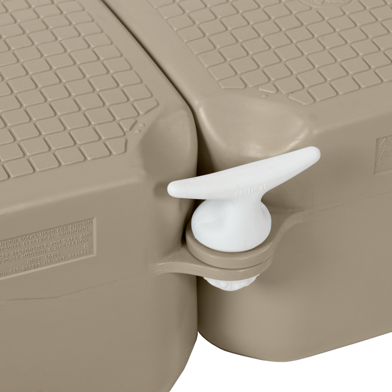 Cleat Accessory on Jetfloat unit