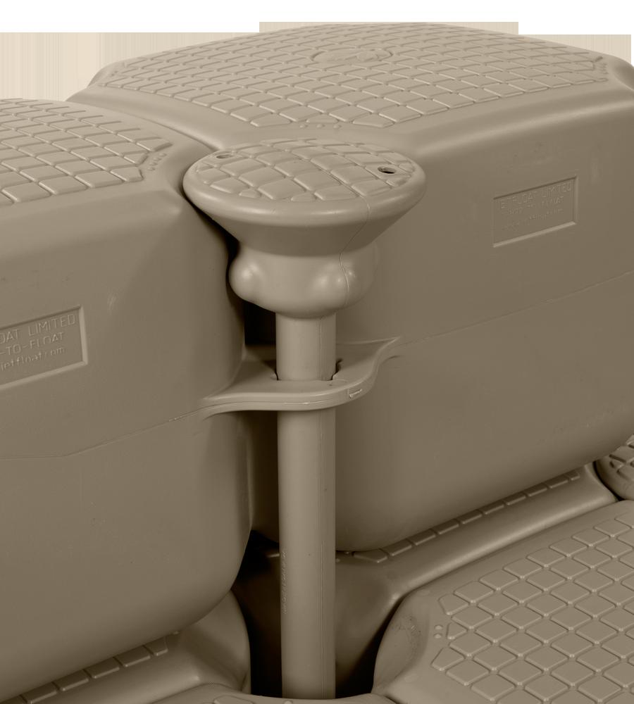 Jetfloat long pin accessory